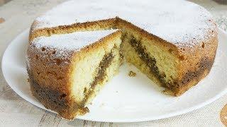 Оригинальный пирог с Необычной Начинкой. Покорит Каждого!