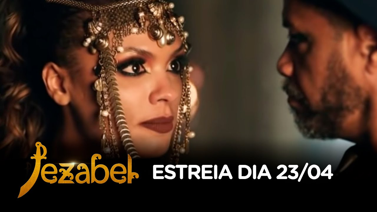 "Atriz Lidi Lisboa record tv estreia nesta ter�a-feira a macross�rie ""jezabel"""