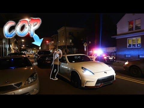 UNDER COVER COP CRASHED INTO MY CAR! (NOT CLICKBAIT)