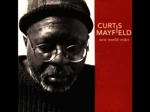 Клип Curtis Mayfield - Let's Not Forget