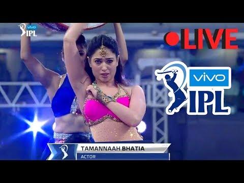 IPL Opening Ceremony 2018 Live   IPL 2018 Opening Ceremony   Tamanna Bhatia & Hrithik Roshan Dance