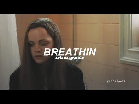 Ariana Grande - Breathin Traducida al español