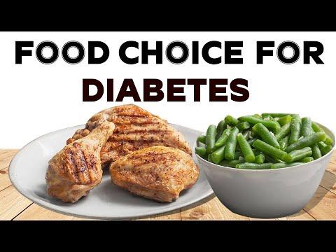 Food Choice for Diabetes