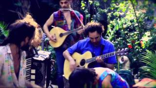"Edward Sharpe and the Magnetic Zeros ""Up From Below"" Live Acoustic"