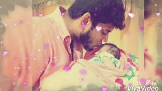 Kannaana kanne song Viswasam cover with my daughters