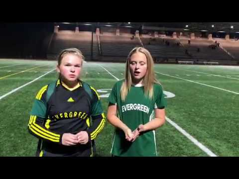 Evergreen seniors dissect 1-0 girls soccer win over Mountain View