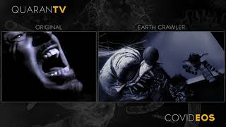 "Earth Crawler - ""Only"" (Anthrax Cover) Side By Side Comparison"