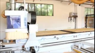 WEEKE WEEKE Optimat BHP 200/5 Nesting CNC Machining Center w