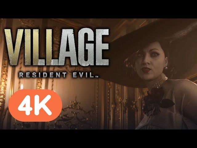 Resident Evil 8: Village (видео)