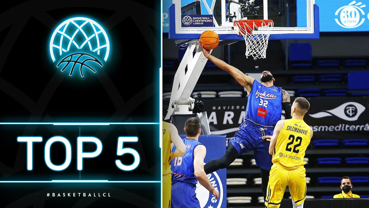 Top 5 Plays | Round of 16 - Gameday 4