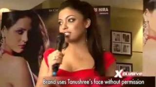 Tanushree dutta and brand controversy