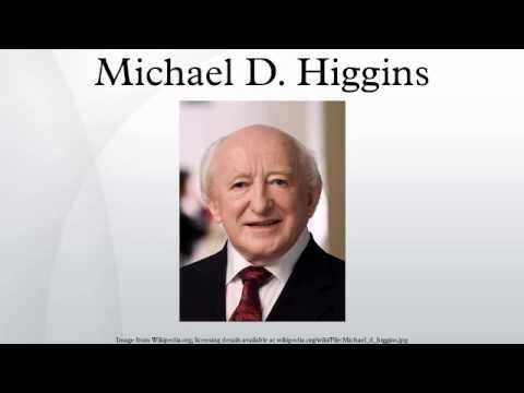 Michael D. Higgins