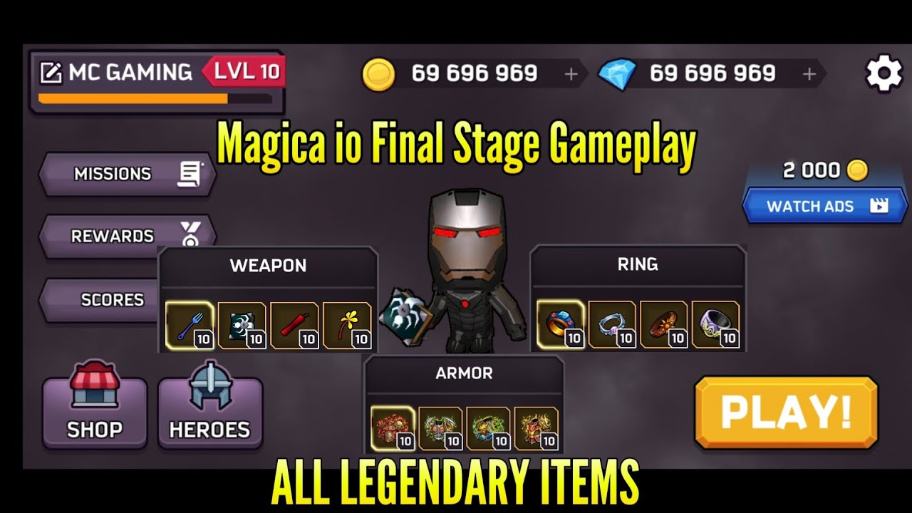 Download Magica io Final Stage Gameplay