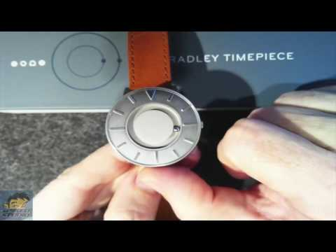 Eone Bradley Timepiece Watch review - for the visually impaired