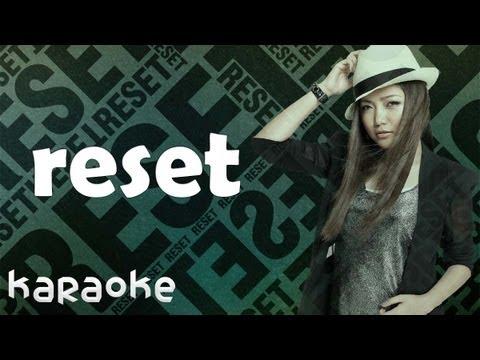 Reset - Charice [karaoke]