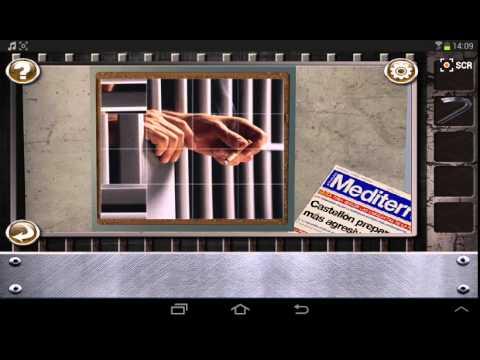 Escape the prison room walkthrough level 3 youtube for Small room escape 9 walkthrough