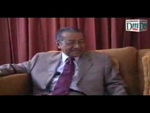 Former Malaysian Prime Minister Dr. Mahathir Mohamad on Sri Lankan Situation