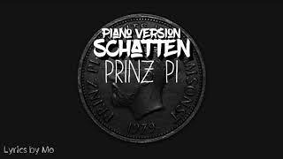 Schatten ~ Piano Version - Prinz Pi 《Lyrics》