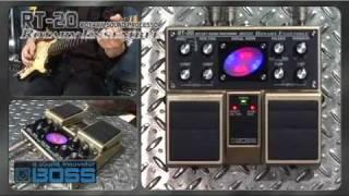 RT-20 Rotary Ensemble [BOSS Sound Check]