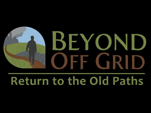 Part 1 of 4 Beyond Off Grid Interview_Raw Footage