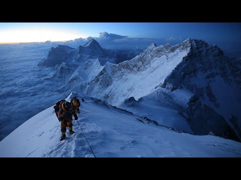 Everest - On the Top