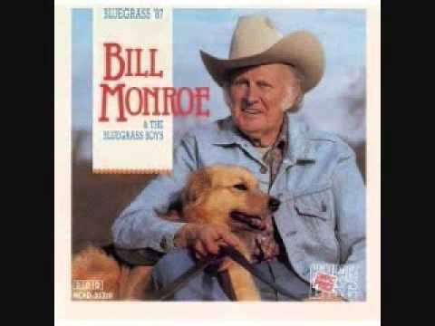 Angels Rock Me To Sleep by Bill Monroe