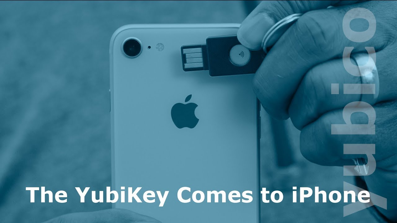 YubiKey Gains iOS SDK to Enable Secure 2FA Logins in Select