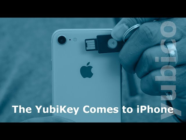 YubiKey NEO Can Now Authenticate iOS 11 Applications