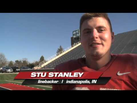 Ball Sate Football: Meet Johnny Curtis