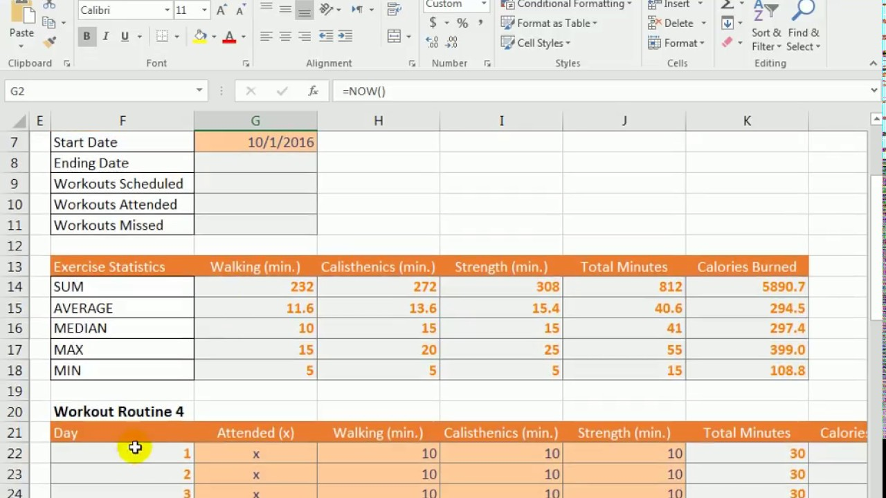 Excel 2016 Project 11 Q 14 15 16 17 18