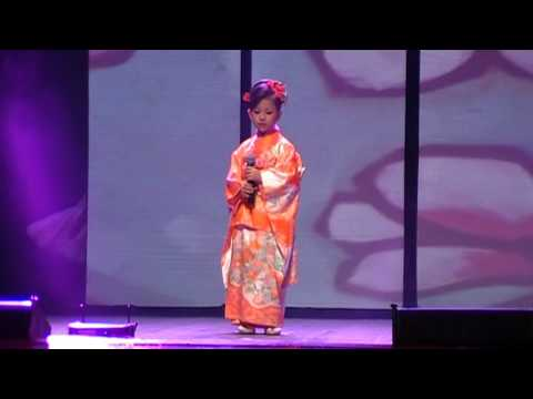 XXIII Paulistão Karaokê 2017 - Laura Yamamoto - HARU GA KITA - 1 LUGAR