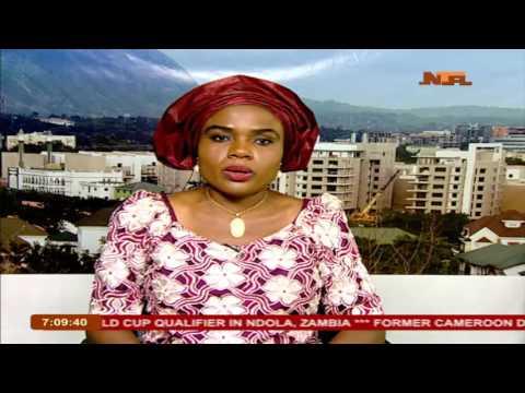 NTA GOOD MORNING NIGERIA 05 OCT 2016