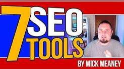 7 SEO Tools: Website Checker & Analysis for Google Ranking (Search Engine Optimization Tutorial)