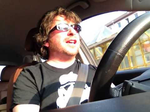 "Hennes Bender Auto Karaoke 3 ""Spread Your Wings"""