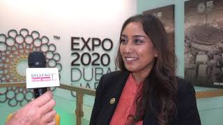 Sumathi Ramanathan, vice president, market strategy and sales, Expo 2020 Dubai