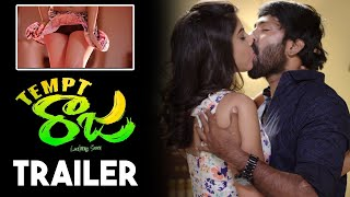 Tempt Raja Movie Official Trailer | Ramki | Divya Rao | Asma | Silver Screen