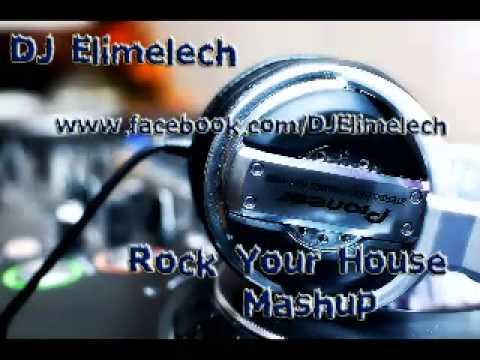 Afrojack & Christina Aguilera - Rock Your House (DJ Elimelech Mashup)