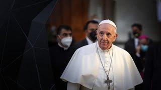 Le pape François en Irak