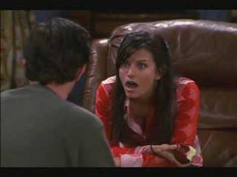 Monica/Chandler - You Found Me