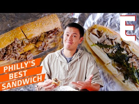 The Roast Pork Sandwich That's Better than any Philly Cheese Steak — Dining on a Dime