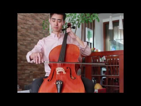 Qiang Cello exercise - A time for us & Titanic Theme