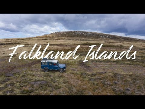 Falkland Islands | A Journey to the Bottom of the Earth