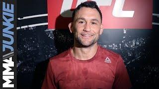 UFC Atlantic City: Frankie Edgar full pre-fight media scrum