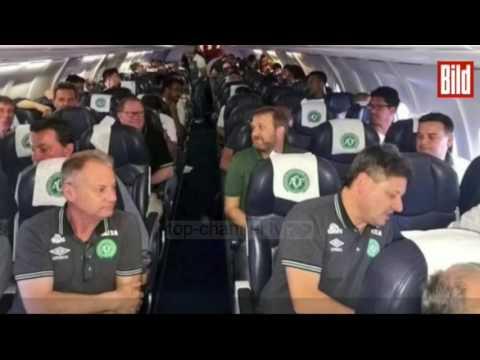 Rrëzohet avioni me futbollistë brazilianë - Top Channel Albania - News - Lajme