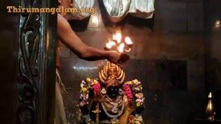 arathi pooja in adhi kalai amman kovil somasundaram street thirumangalam