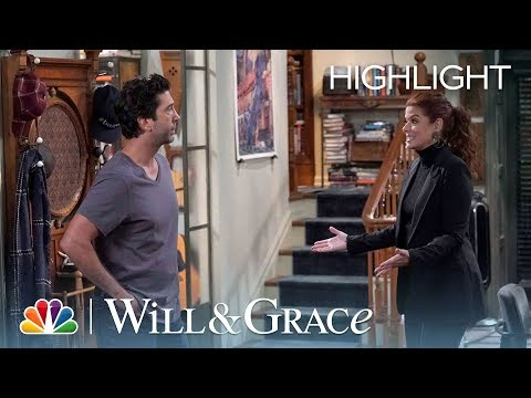 Will Noah And Grace Break Up? - Will & Grace (Episode Highlight)