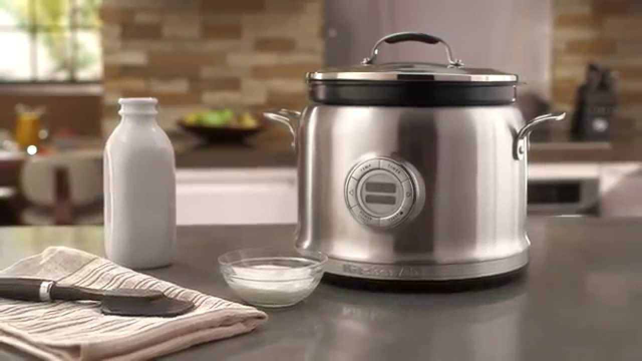 Kitchenaid Multi Cooker Step By Step Cooking Modes Youtube