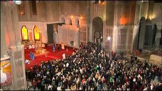 Ponoćna Vaskršnja Liturgija 2012. - Hram Svetog Save