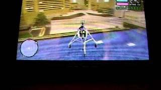 gta vice city stories , emplacement d'un hélicoptere et d'un hydravion sur la 1ere ile.AVI
