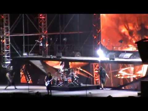 Metallica - Fuel Live In Jakarta HD
